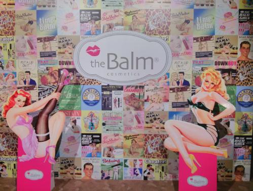 8/8本日発売!The Balm
