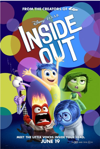 Inside out(インサイドヘッド)